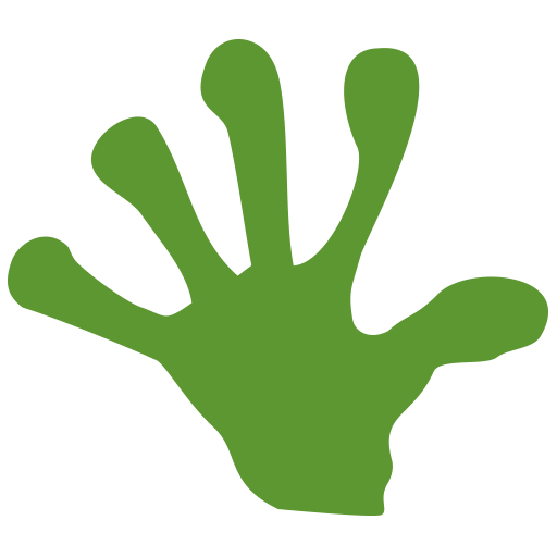 bowen imagery hand graphic