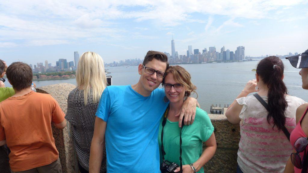 Bowen's at Statue of Liberty