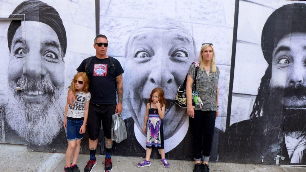 The Doyle Family NYC