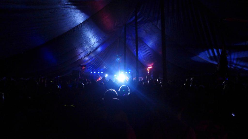 Sophistafunk live @ Pondfest 2014