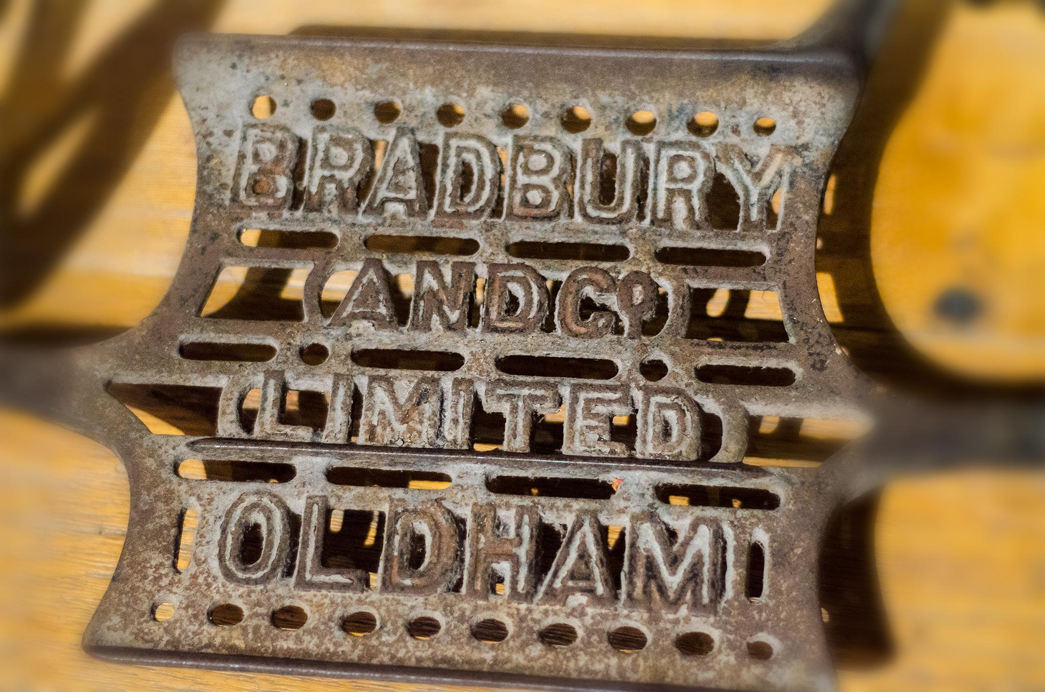 dublin bradbury and company oldham