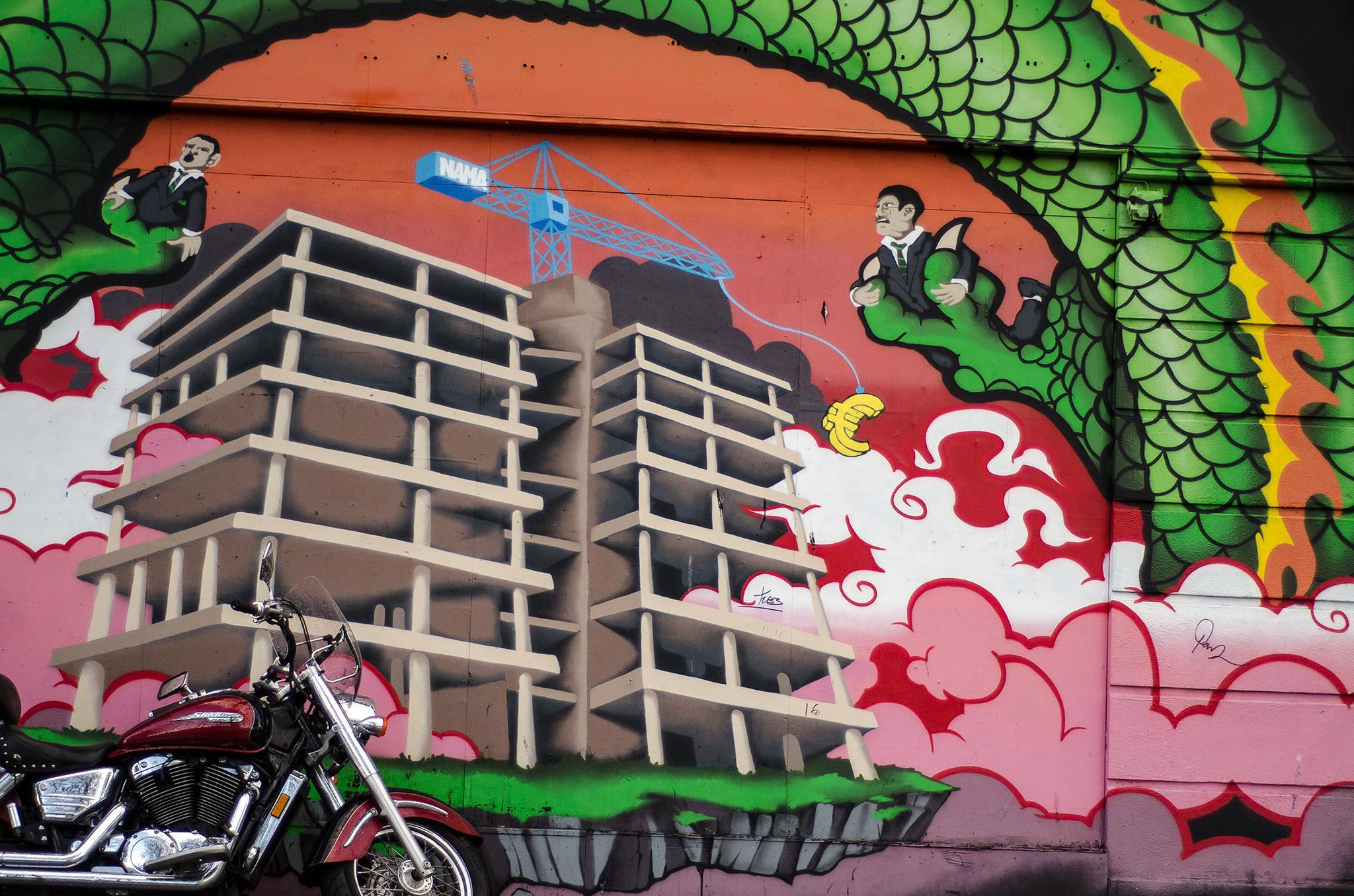 dublin street art 2014